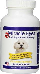 Miracle Care Miracle Eyes天然去淚痕保健粉-雞肉配方| 貓犬通用|*獸醫推介* (2oz) #50925