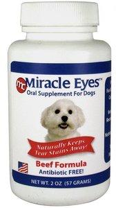 Miracle Care Miracle Eyes天然去淚痕保健粉-牛肉配方| 貓犬通用|*獸醫推介* (2oz)#52402