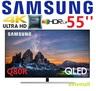 55 QLED 4K HDR10+ Quantum Processor Smart TV 量子點智能電視 QA55Q80R (3 YEAR WARRANTY)