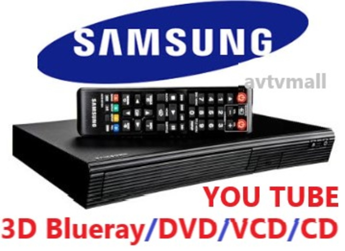 3D Blu-ray/DVD/VCD/CD Players BD-J5500(You tube) 1 year warranty