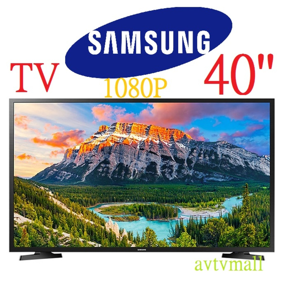 "40""LED 1080P iD TV (3 year warranty )ua40N5000"