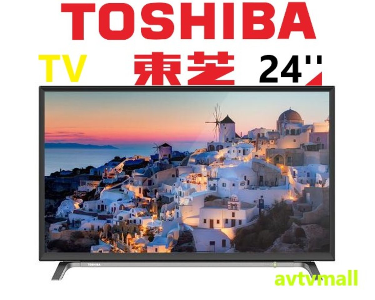 24''LED HD TV 高清電視(3年行貨保用) 24L3650