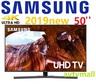 UA 50RU7400 50吋 UHD Flat Smart TV RU7400 (香港行貨、3年保養)