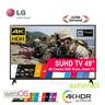 49UK6300PCD 49''4K HRD Smart tv (3 year warranty)