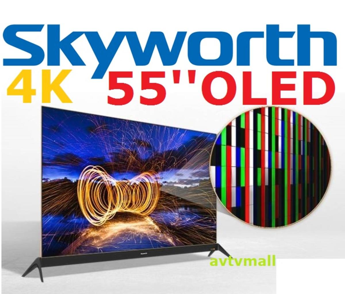 55'' OLED 4K SMART TV-55S8(3 YEAR WARRANTY)