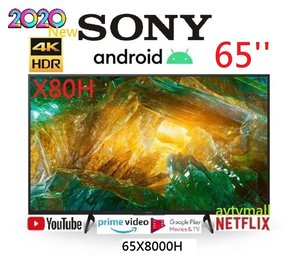 65X8000H 65''Android 4K HDR Google play TV 智能電視 sony SONY 原裝正貨