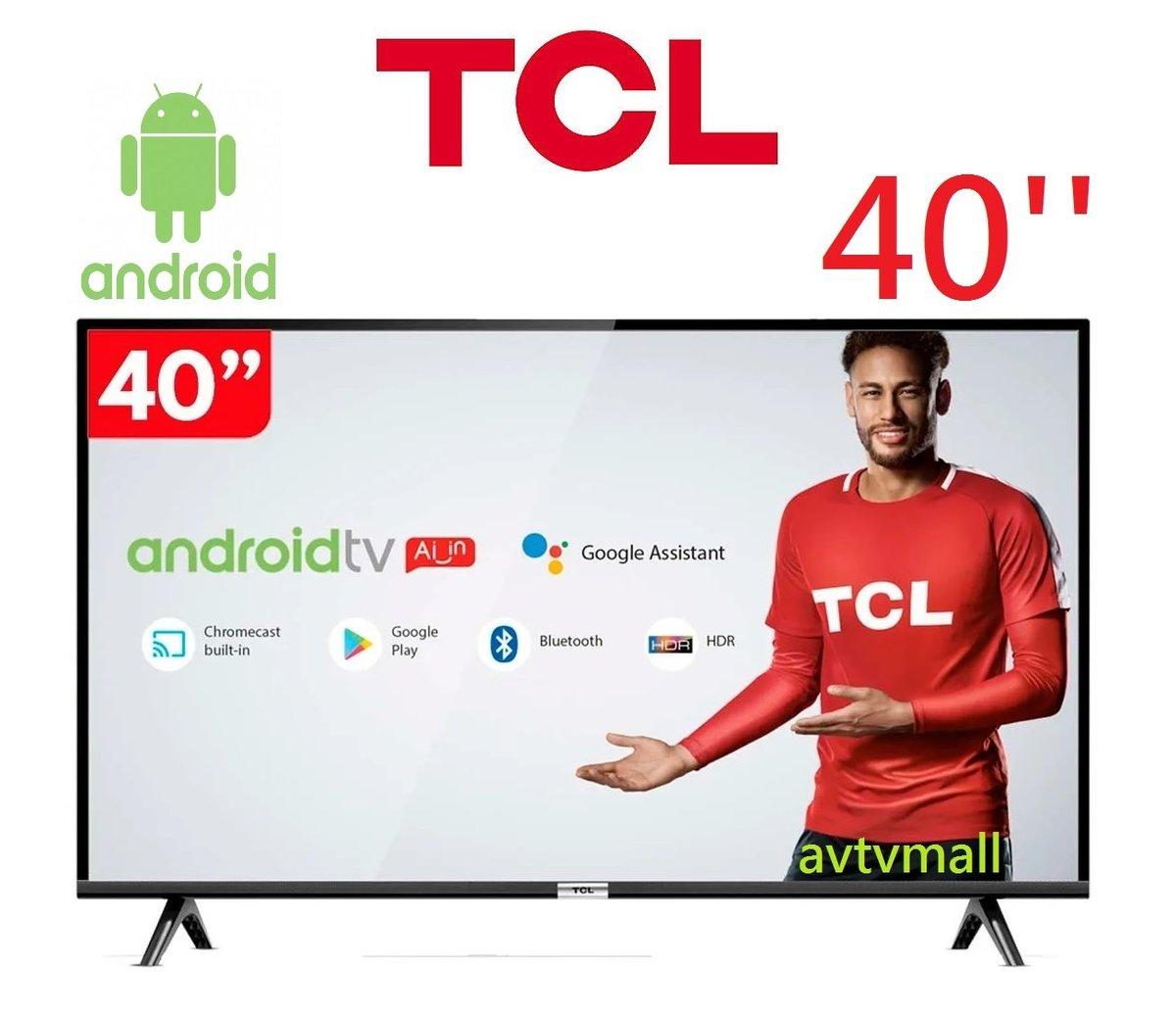 40S6500 1080P  高清 Android TV 智能電視 youtube netflix  (香港行貨6年保用)