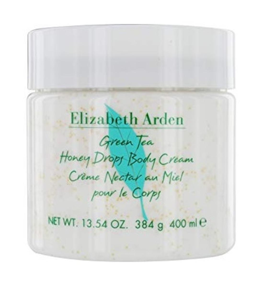 Green Tea Honey Drops Body Cream 400ml