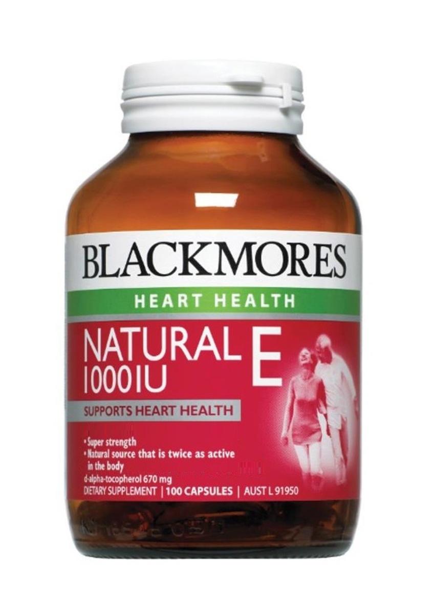 Natural E 1000IU 100caps