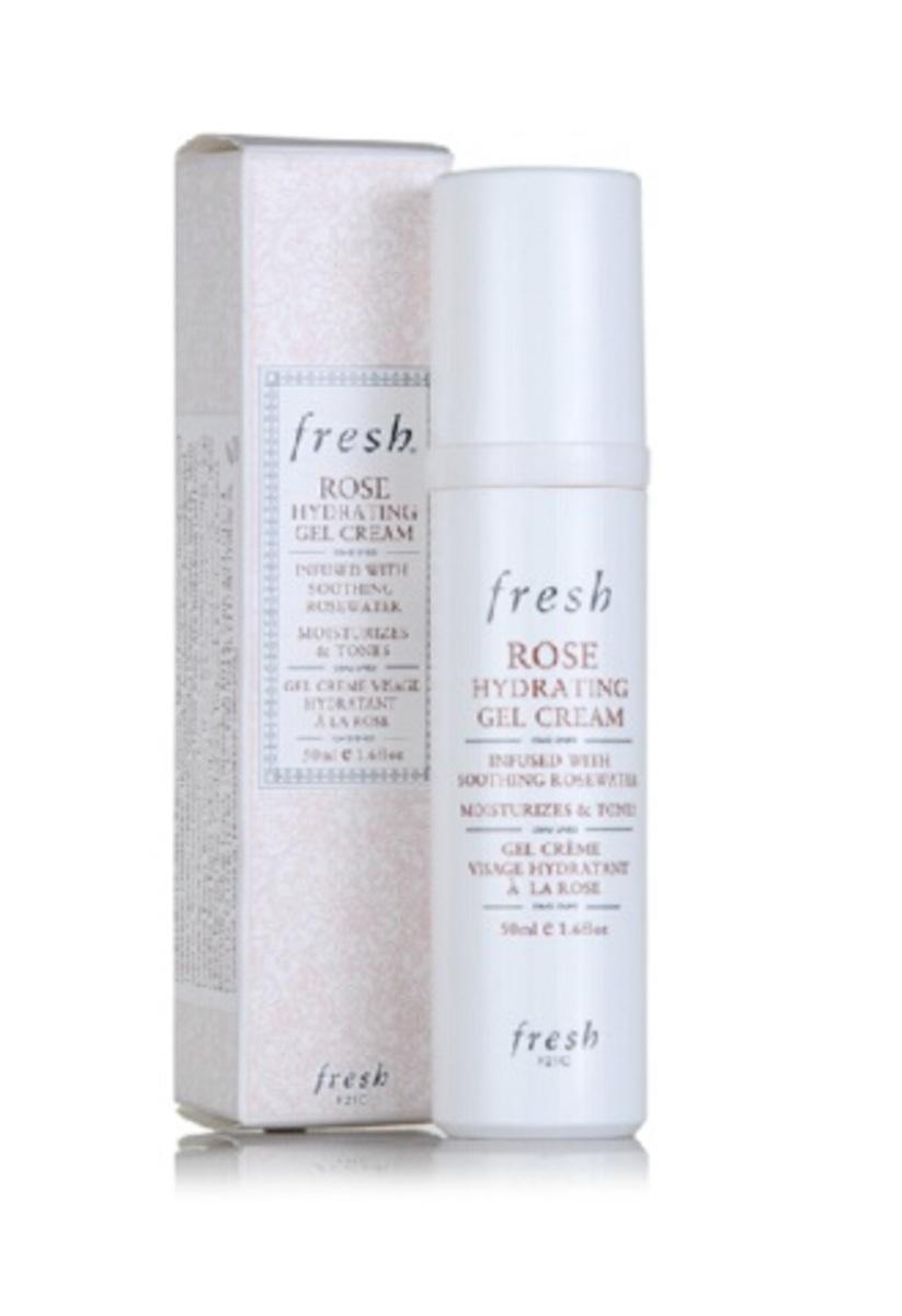 Rose Hydrating Gel Cream 50ml