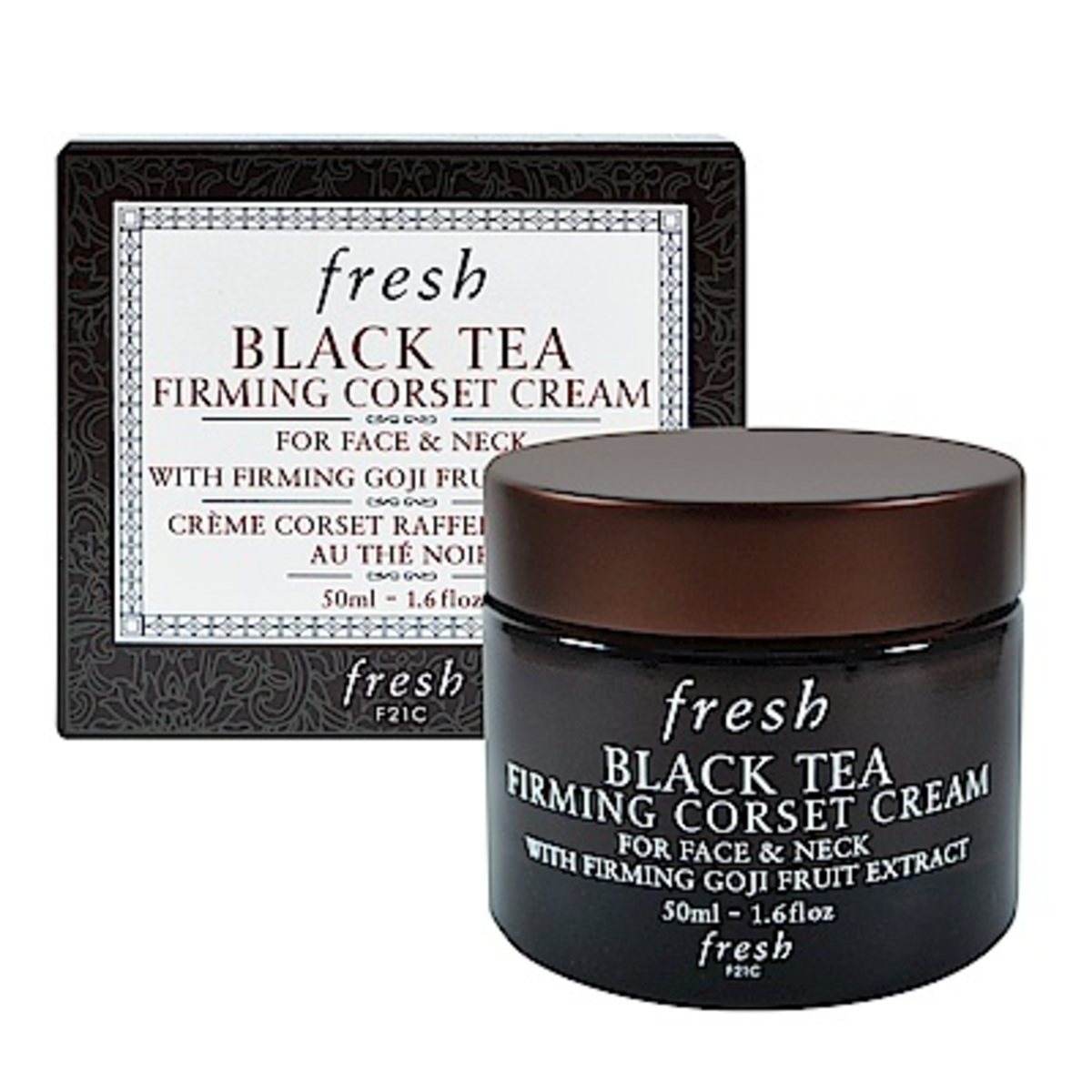 Black Tea Firming Corset Cream 50ml