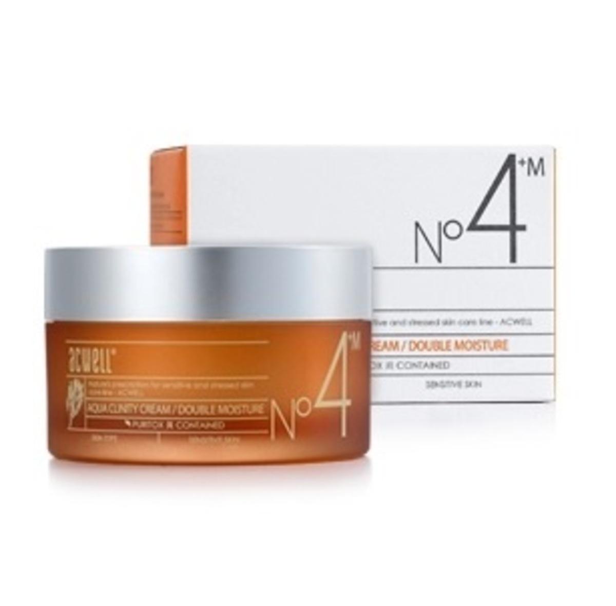 Aqua No.4 Clinity Cream 50ml (Double Moisture)