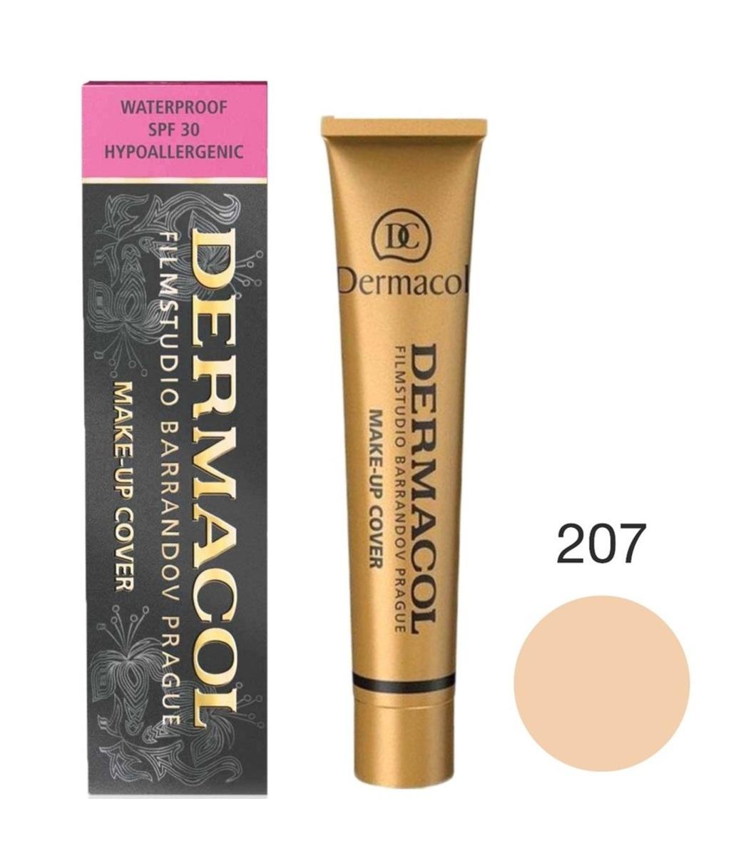 Make-Up Cover Foundation 30g – 207