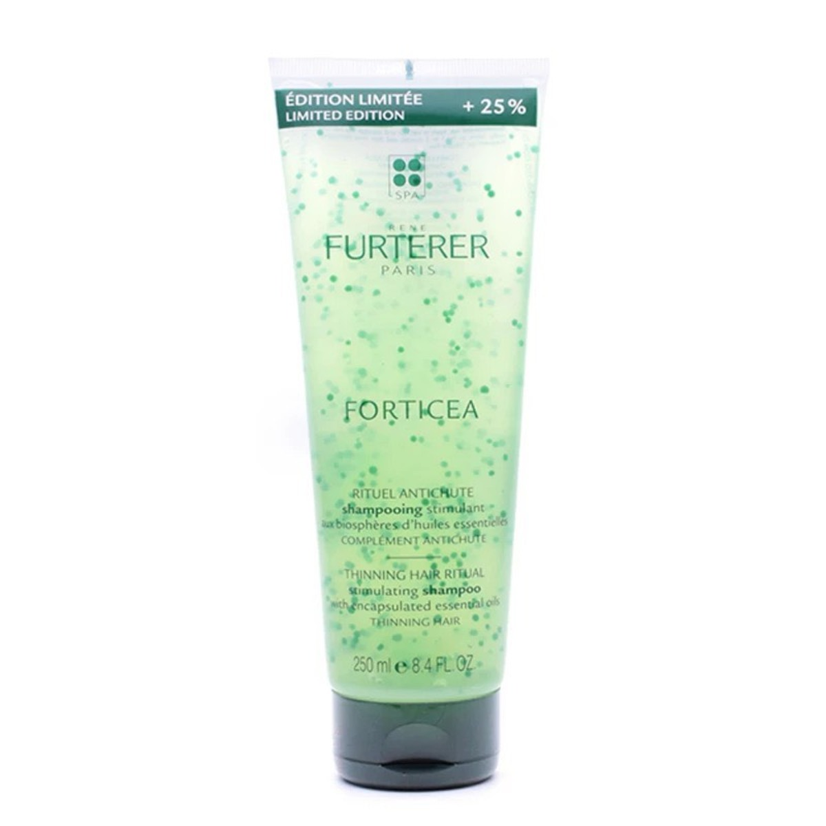 FORTICEA Stimulating Shampoo (25%+ limited edition)