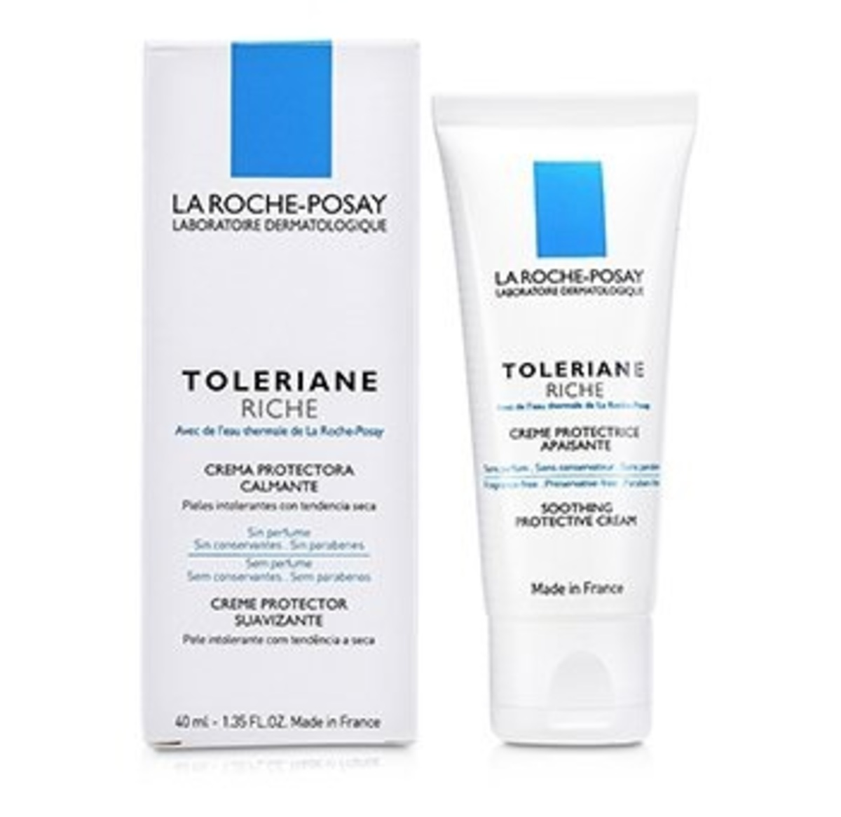 TOLERIANE RICHE MOISTURIZER FOR VERY DRY SKIN 40ml