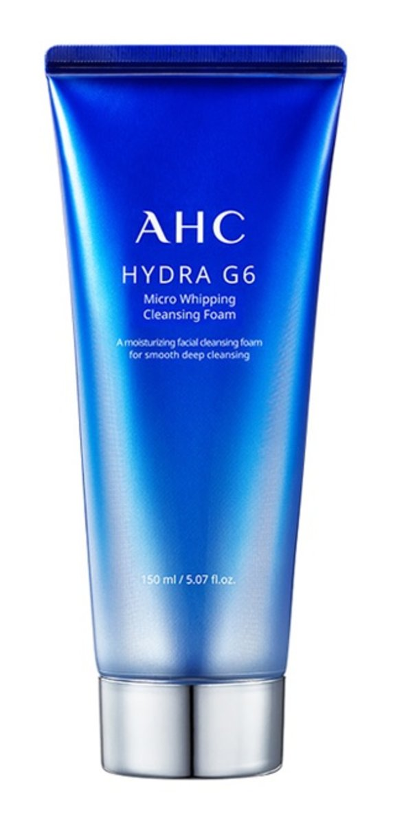 HYDRA G6 Micro Whipping Cleansing Foam 150ml