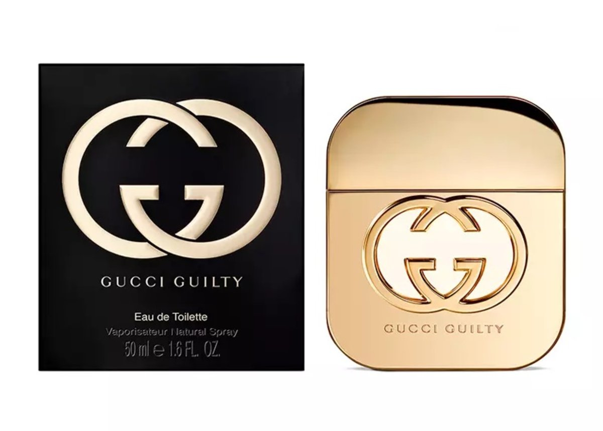 Guilty Eau De Toilette Spray 50ml
