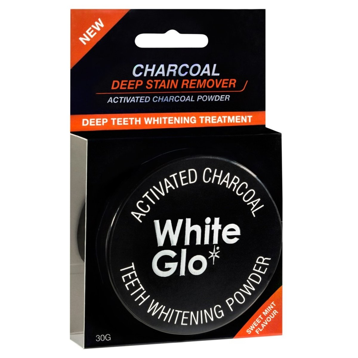 Activated Charcoal Teeth Polishing Powder 30g