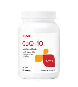 GNC 輔酶Q10精華膠囊 100MG(120粒)