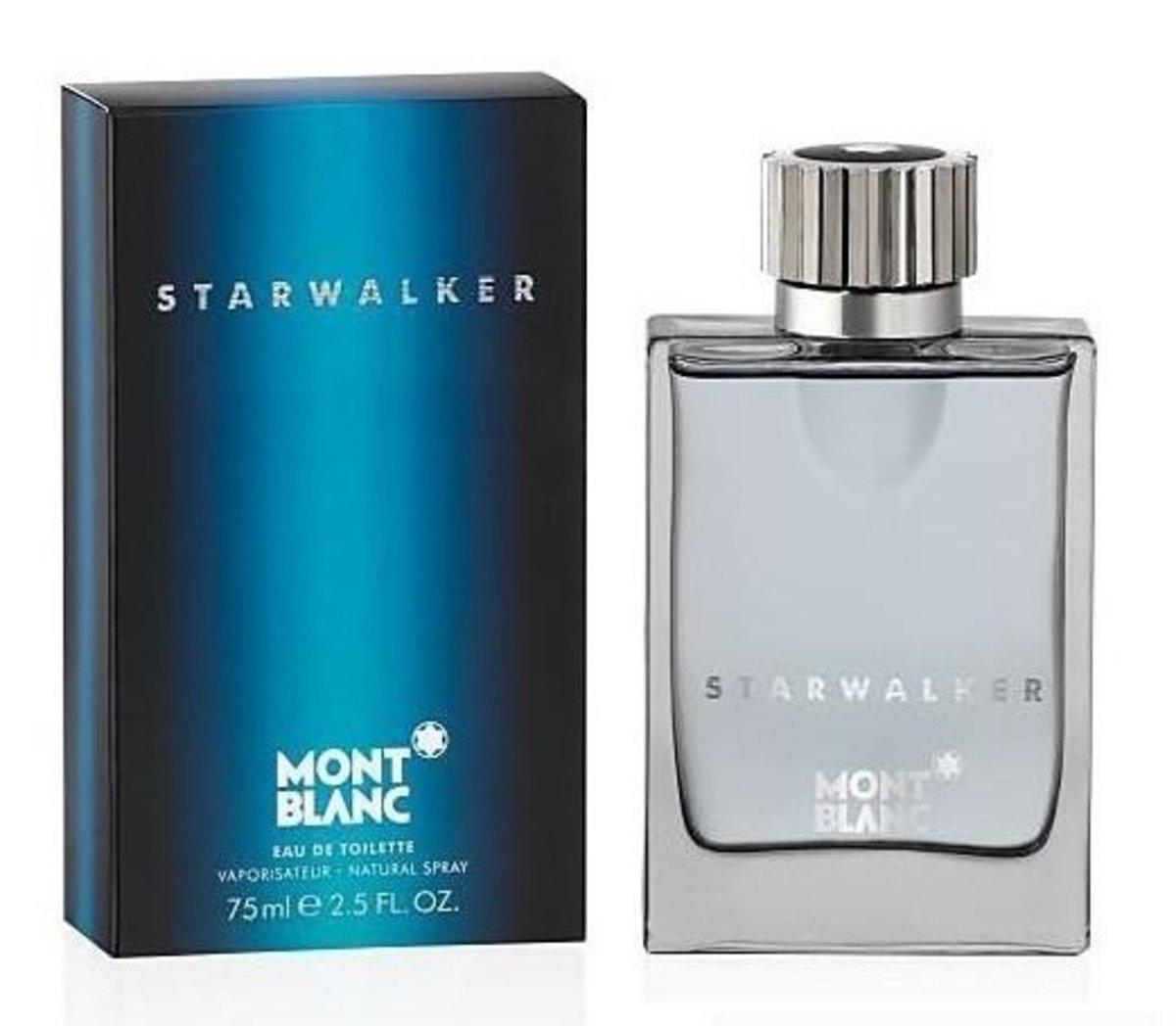 Starwalker Eau De Toilette Spray 75ml