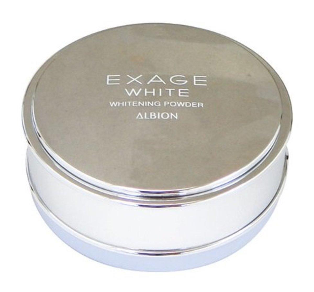 Exage White Whitening Powder 18g
