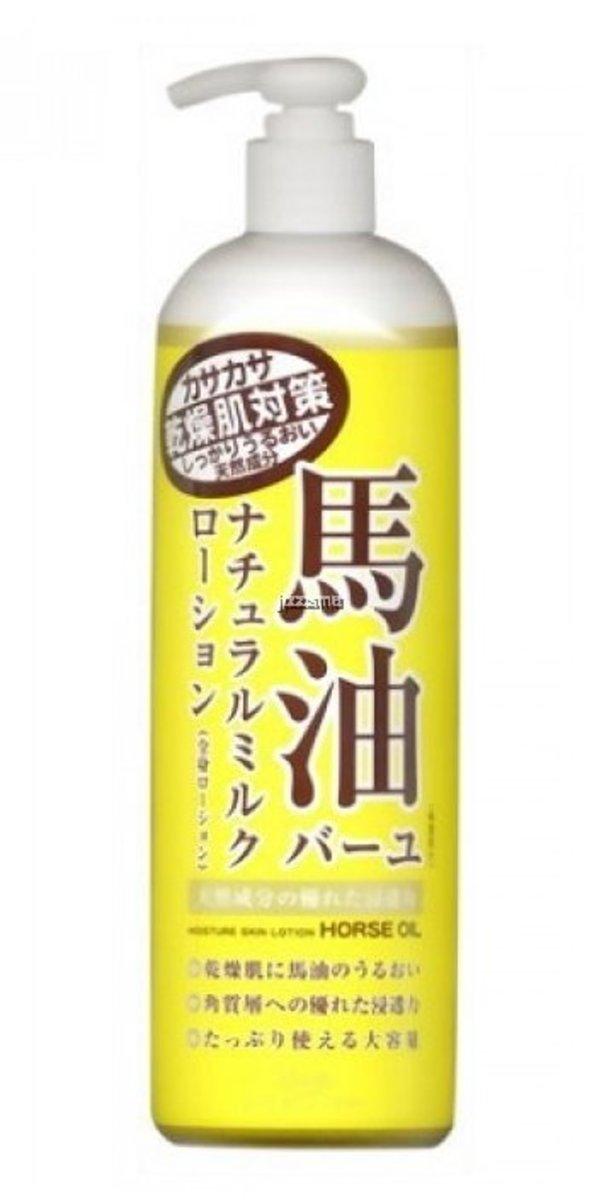 Horse Oil Moisture Skin Lotion 485ml