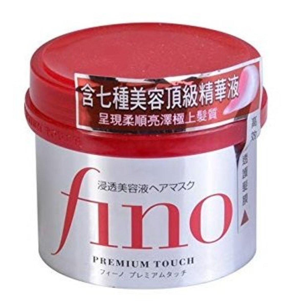 Fino Premium Touch Hair Mask 230g (Taiwan Version)