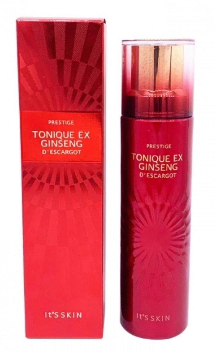 Prestige Tonique Ginseng D'escargot 140ml