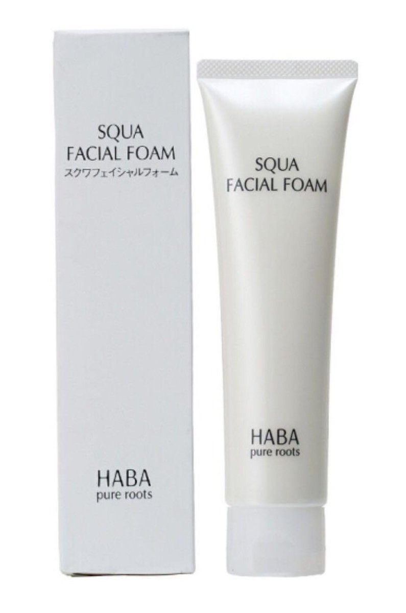 Squa Facial Foam 100g