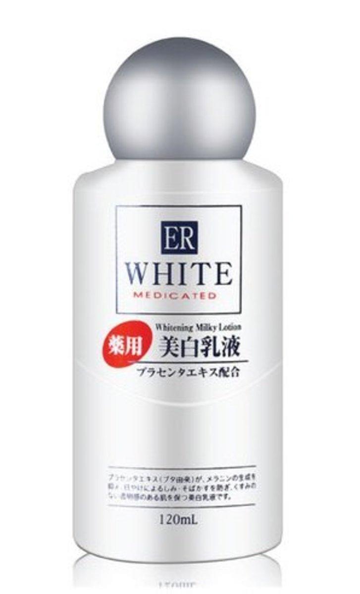 ER White Medicated Whitening Essence 120ml  (parallel import)