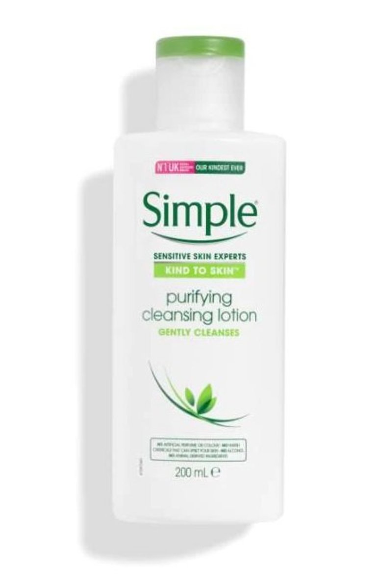 Kind to Skin Purifying Cleansing Lotion 200ml