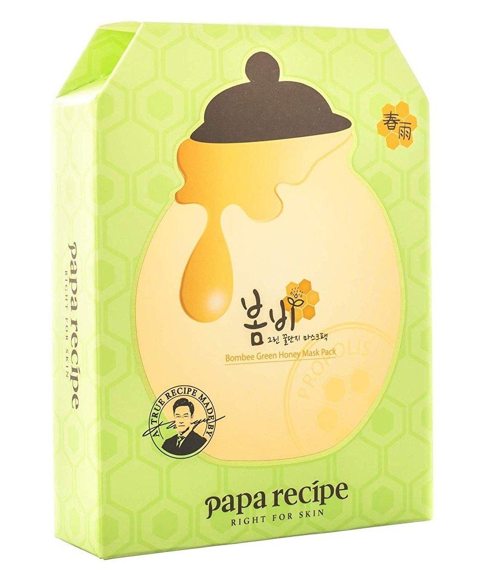 Bombee Green Honey Mask 10pcs