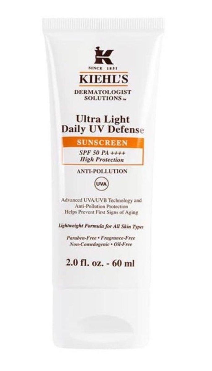 Ultra Light Daily UV Defense SPF50 PA++++ 60ml