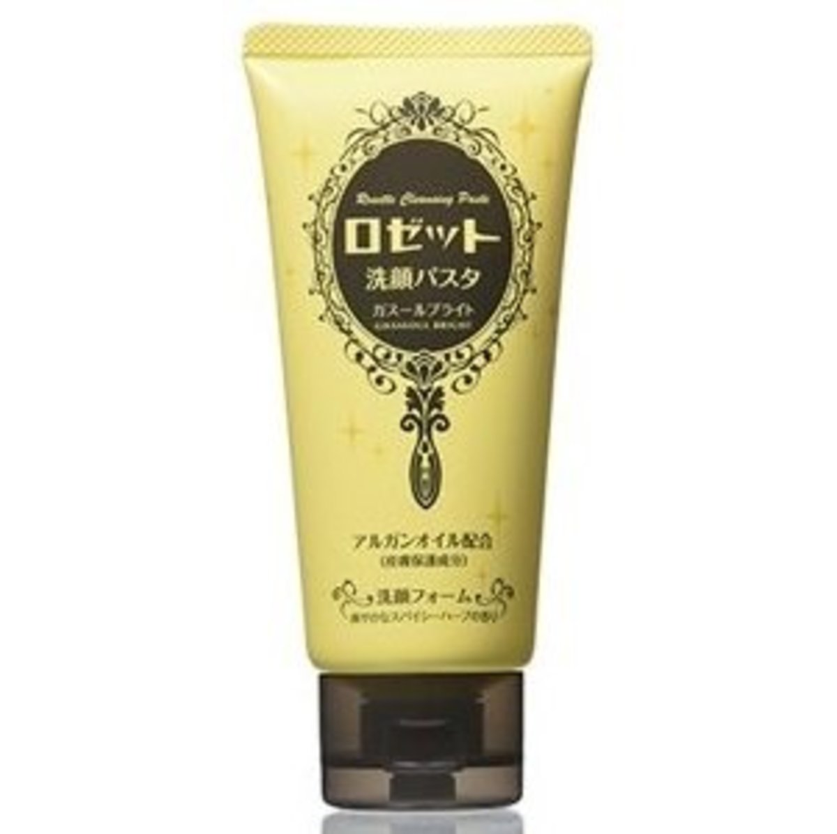 Sea mud fresh and bright cleanser 120g
