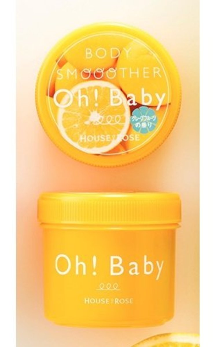 Oh! Baby Pomelo Body Smoother 200g