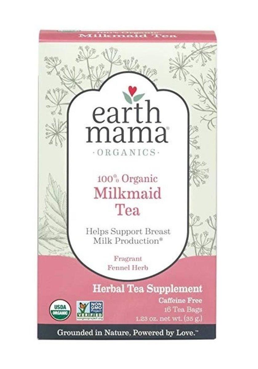 有機催奶茶 16 茶包 (16 Tea Bags)