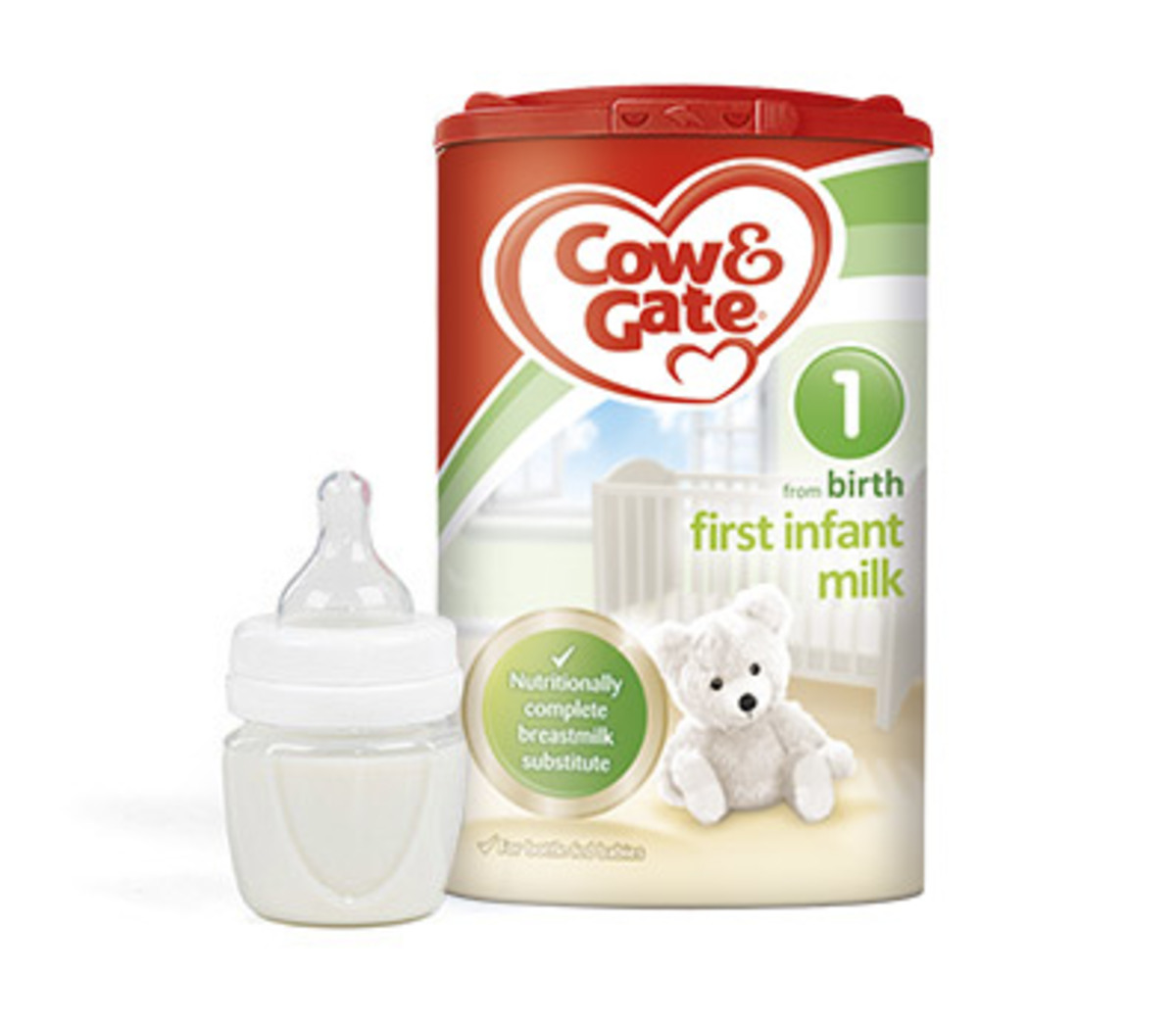 Cow Gate First Infant Milk Stage 1 800g Hktvmall Online Shopping