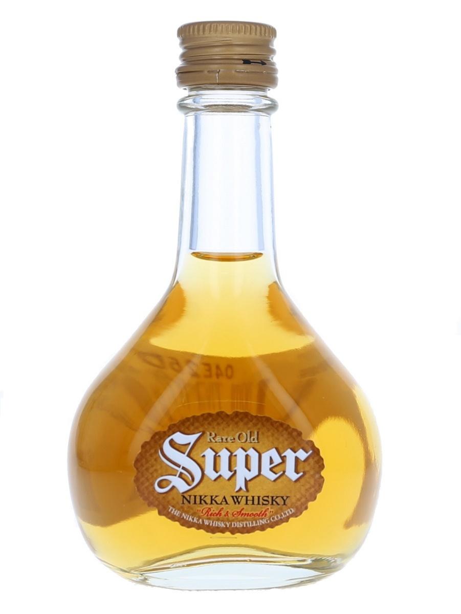Super Nikka Blended Whisky (Mini Bottle)