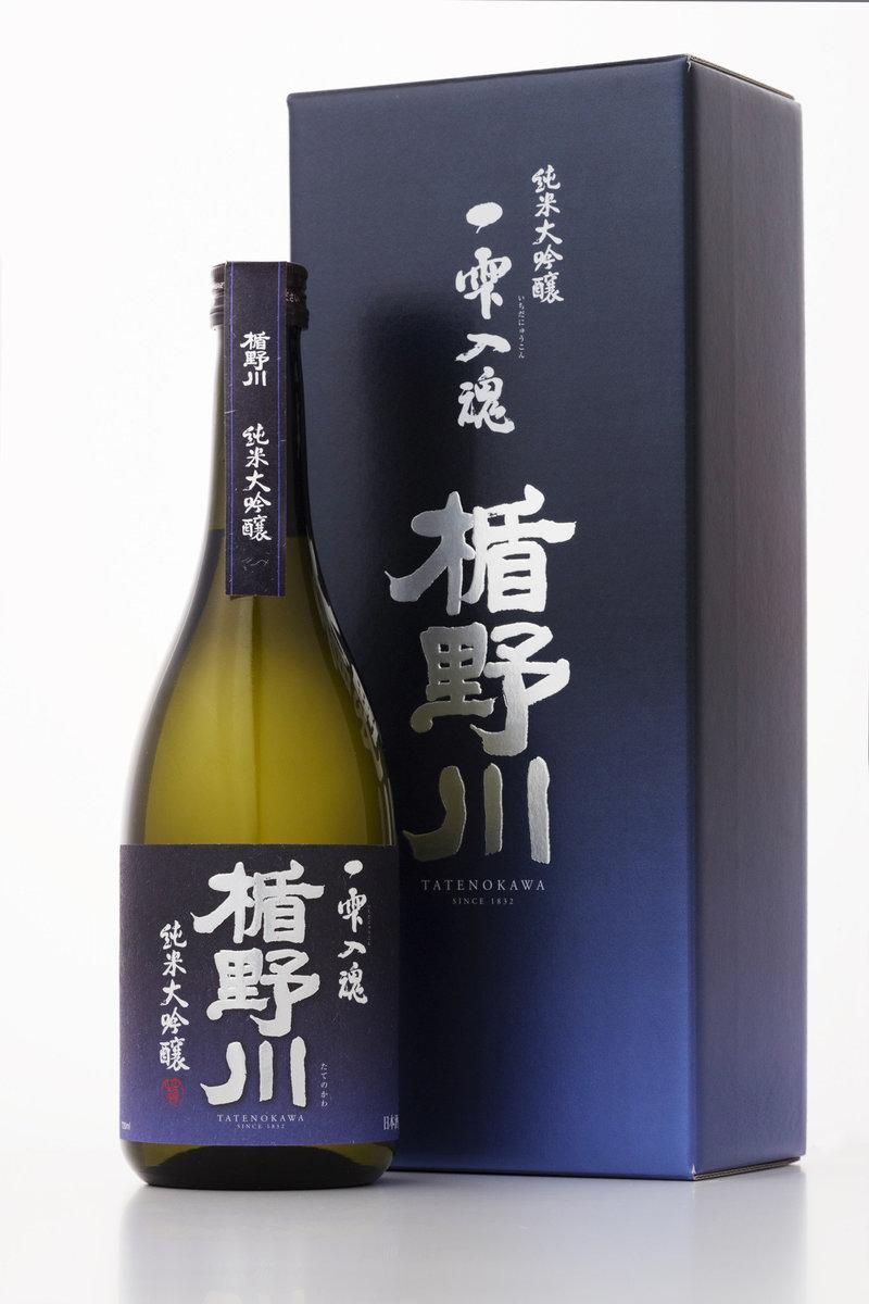 楯野川 ICHIDA NYUKON 720ml