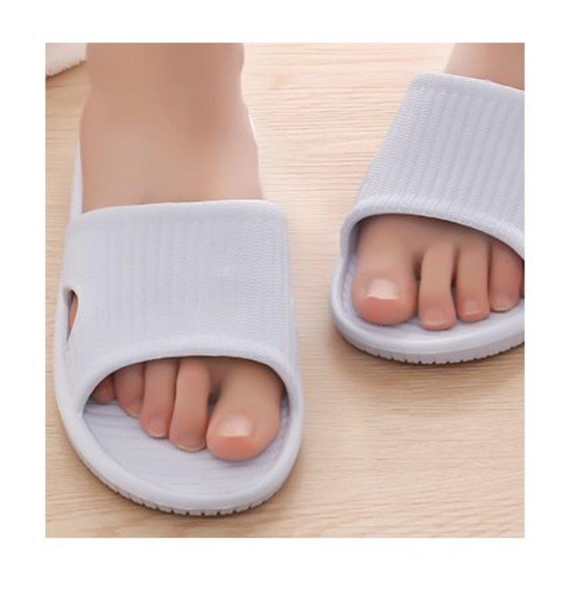 Japan World life ladies home bathroom slippers (light blue / 36-37)