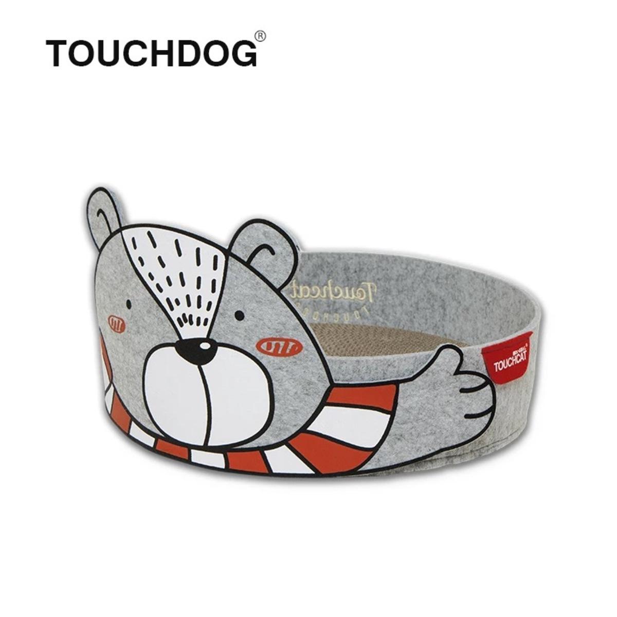Touchcat貓抓板 熊仔