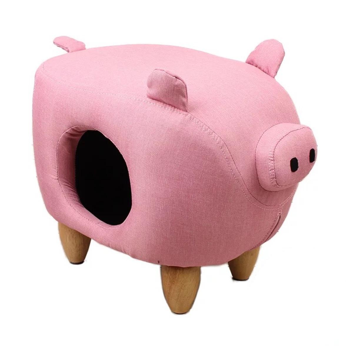 人寵共用小豬櫈窩