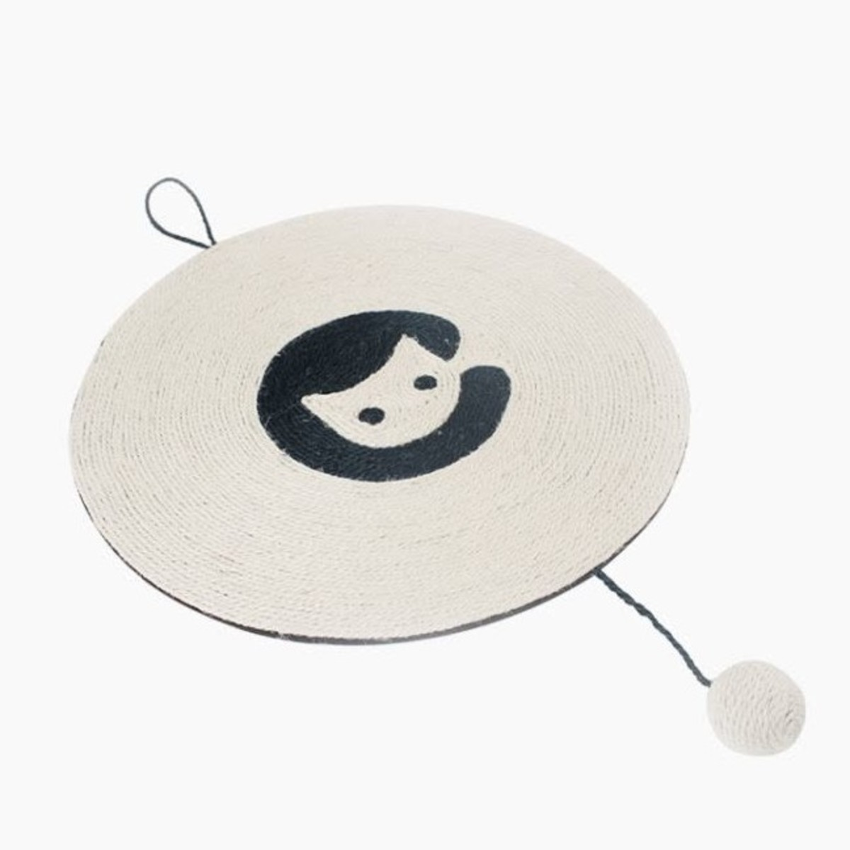 圓形貓抓板