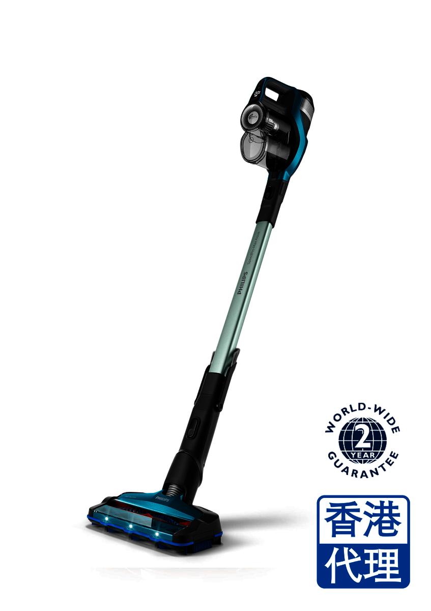 無線直立式拖地吸塵機 FC6904