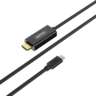 Y-HD09006 1.8M, Type-C to HDMI Cable
