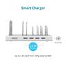 Y-2187A 36W 4-Port USB Smart Charging Station