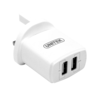 Y-P547B 17W, USB 2-Port Wall Charger