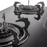 LJ-T848 Embedded double gas stove
