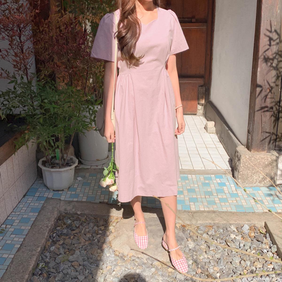 Lovely Pastel Dress