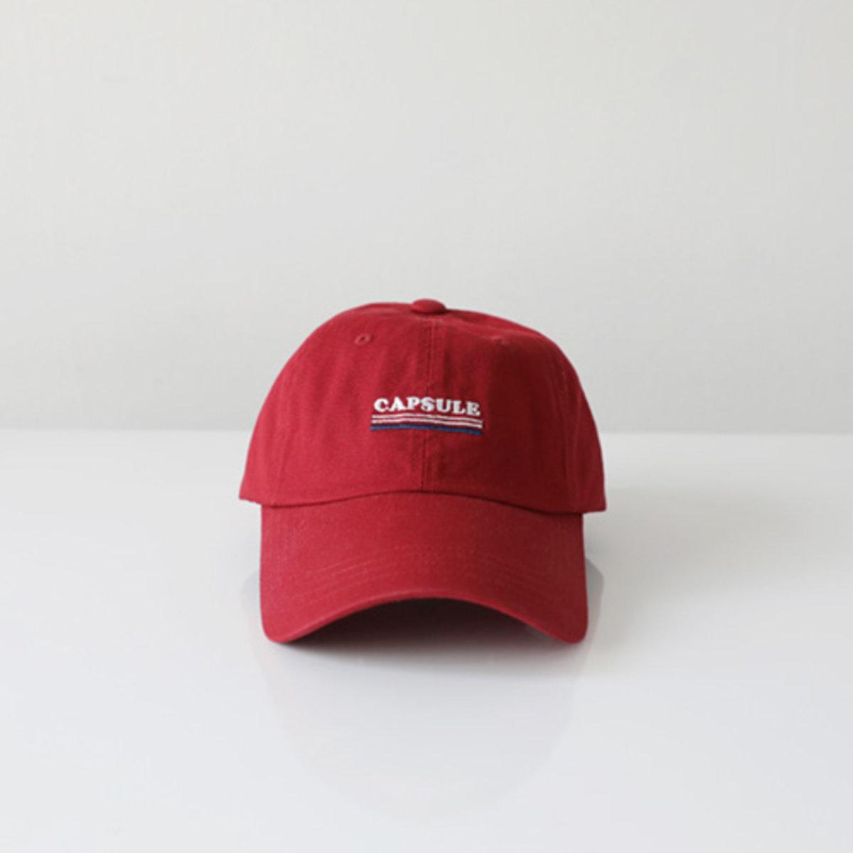 Vivid Capsule Cap